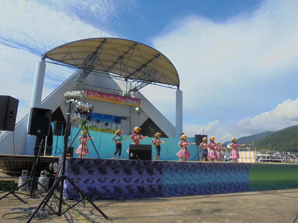 ハワイアンフェスティバルOBAMA-4