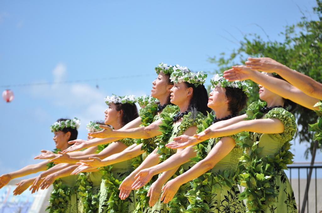 ハワイアンフェスティバルOBAMA-1