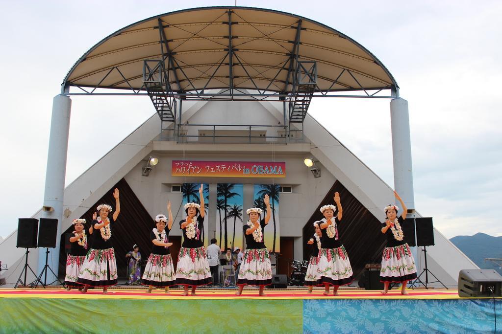 ハワイアンフェスティバルOBAMA-3