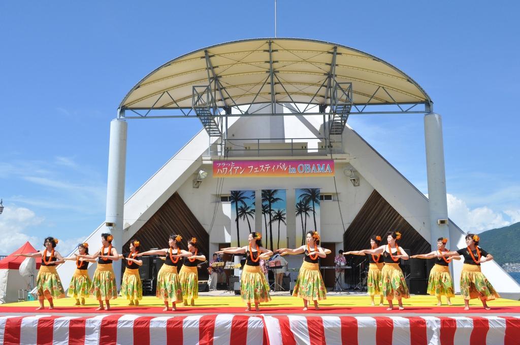 ハワイアンフェスティバルOBAMA-8
