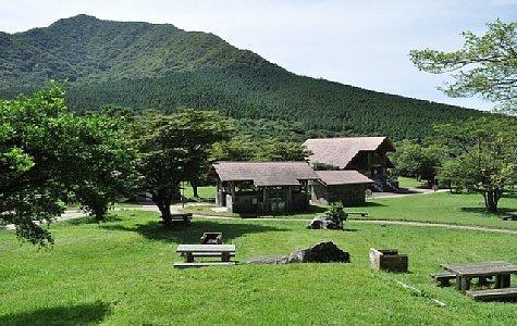 田代原キャンプ場-1