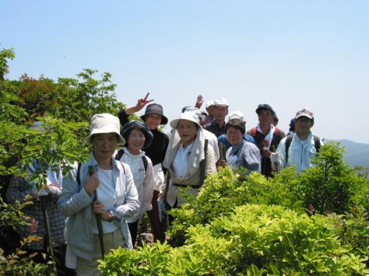 七ッ岳トレッキング-5