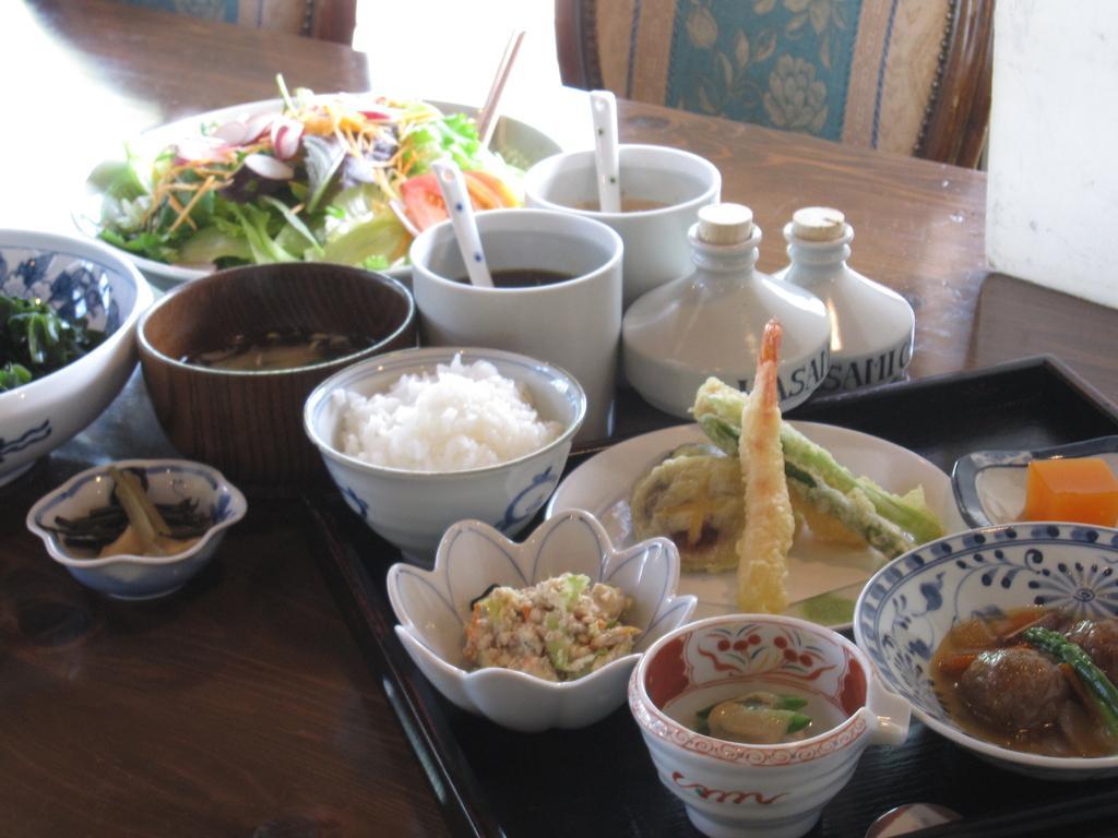 陶農レストラン「清旬の郷」-1