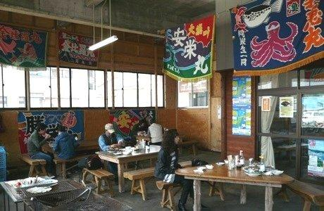 平戸漁協直営「旬鮮館」-1