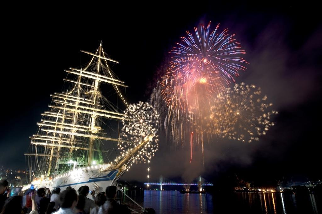 Nagasaki Tall Ships Festival-7