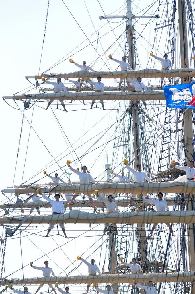 Nagasaki Tall Ships Festival-5