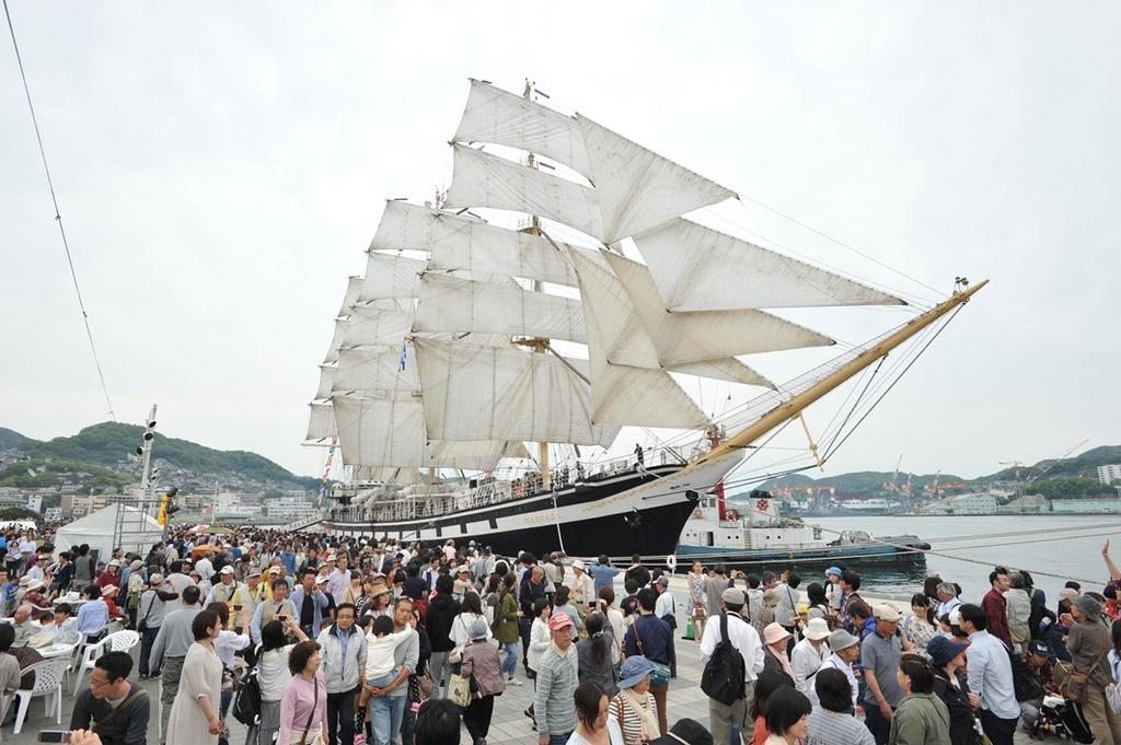 Nagasaki Tall Ships Festival-2
