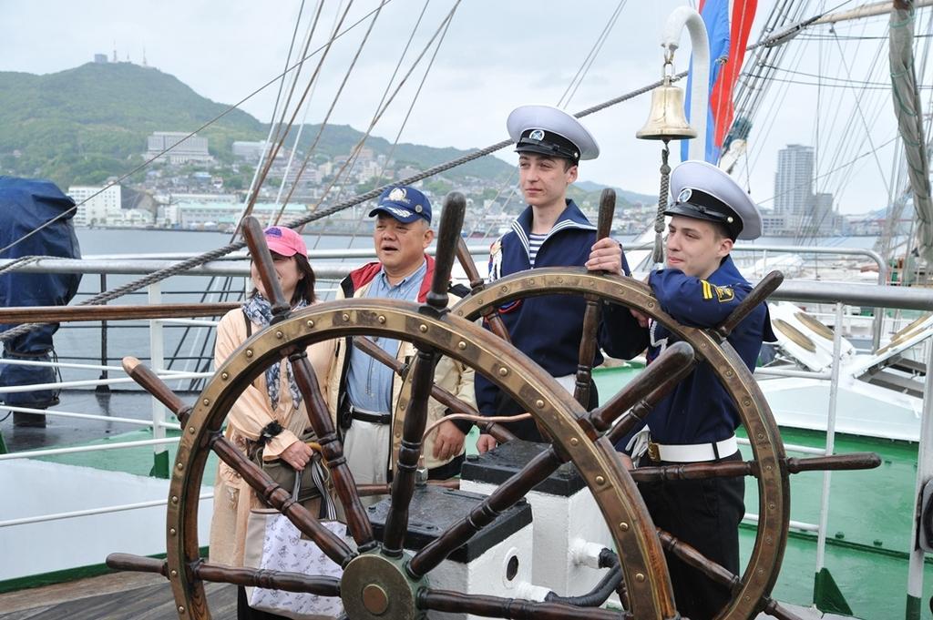 Nagasaki Tall Ships Festival-4