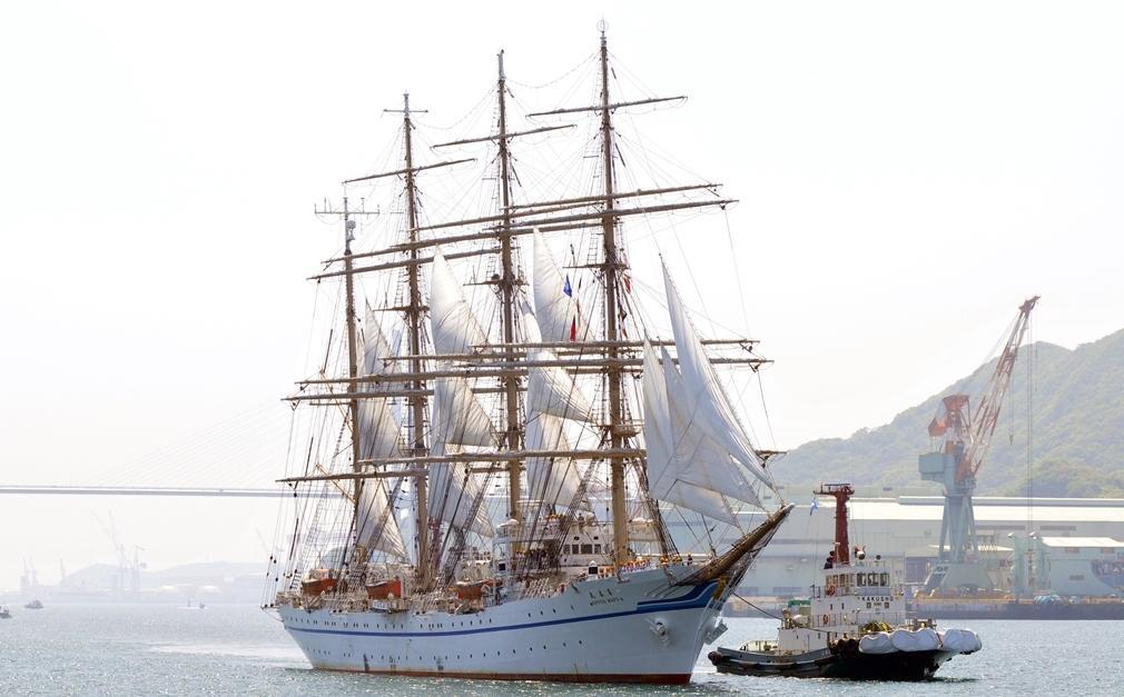Nagasaki Tall Ships Festival-1