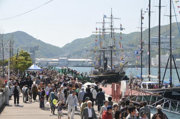 Nagasaki Tall Ships Festival-9