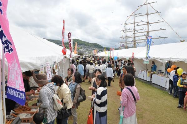 Nagasaki Tall Ships Festival-8