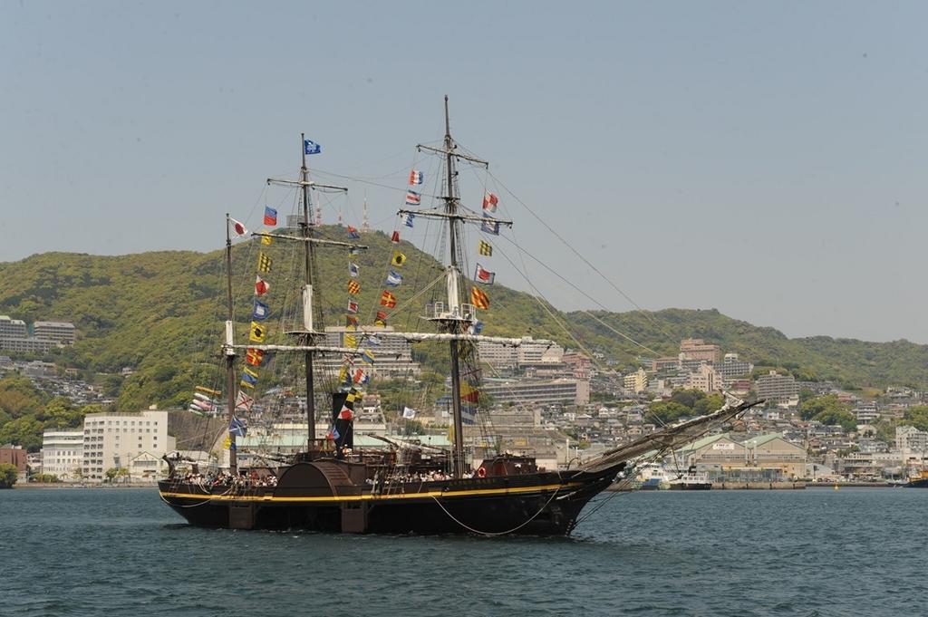 Nagasaki Tall Ships Festival-3