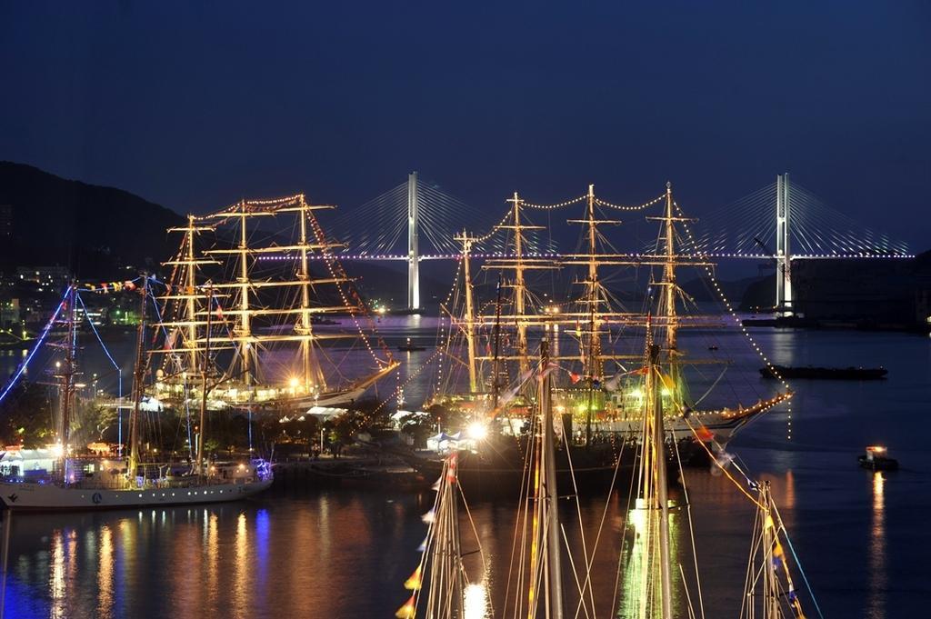 Nagasaki Tall Ships Festival-6