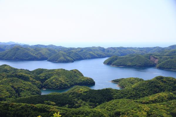 浅茅湾周遊観光-1