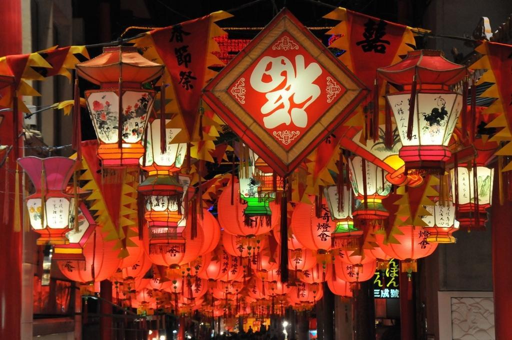 Nagasaki Lantern Festival-2