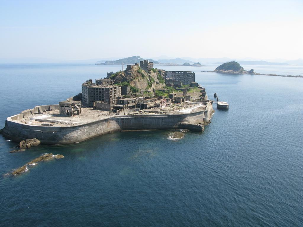 Hashima (Gunkanjima, Battleship Island)-8