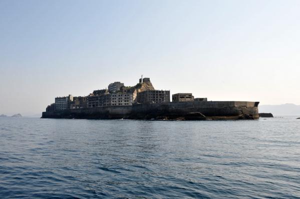 Hashima (Gunkanjima, Battleship Island)-1