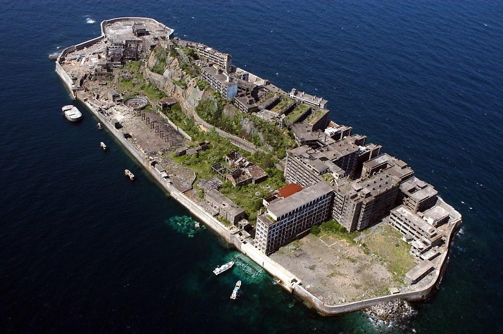 Hashima (Gunkanjima, Battleship Island)-2