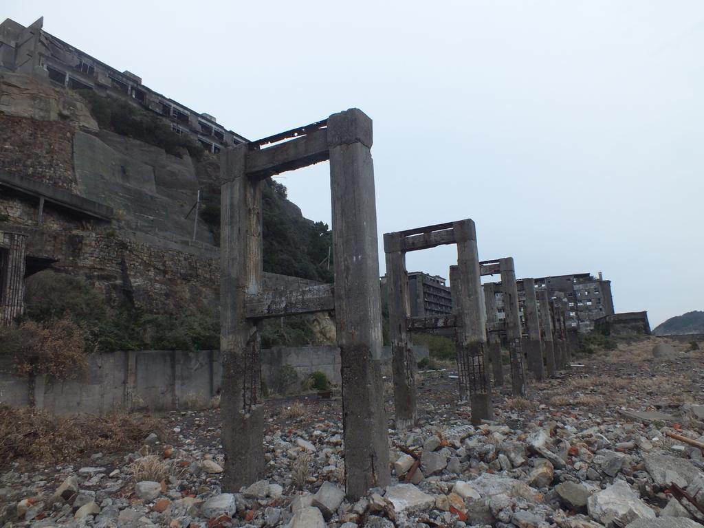 Hashima (Gunkanjima, Battleship Island)-6