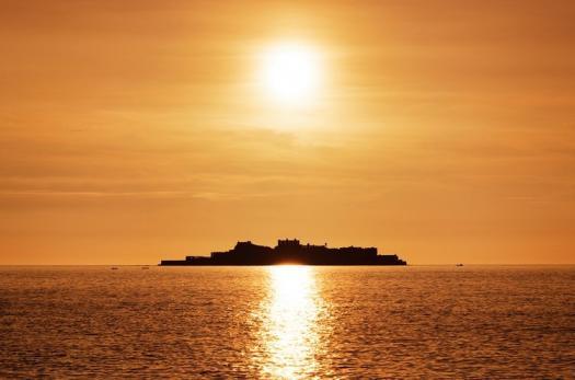 Hashima (Gunkanjima, Battleship Island)-0