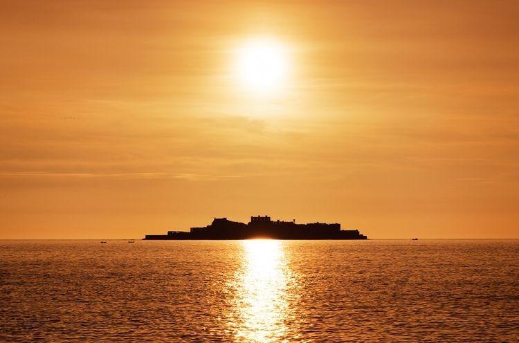 【Day 2】Hashima (Gunkanjima, Battleship Island)-1