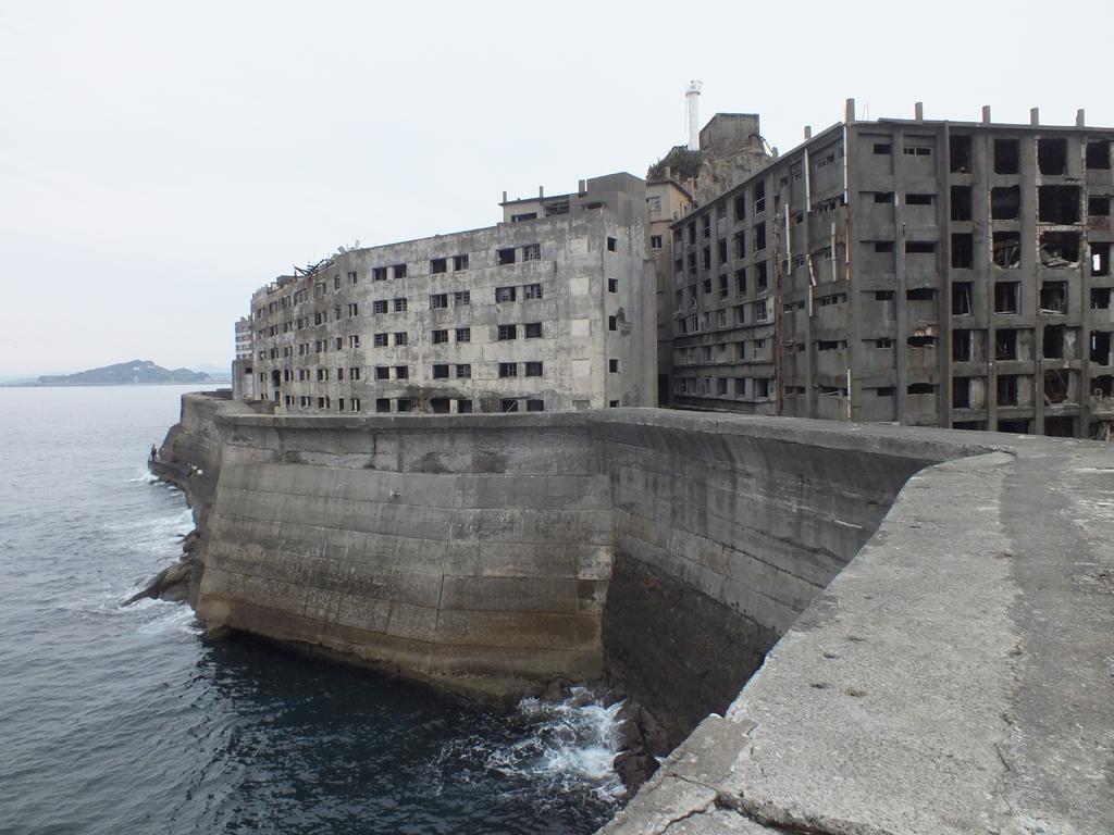 Hashima (Gunkanjima, Battleship Island)-7