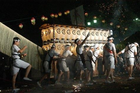The Spirit Boat Procession / Shoronagashi-1