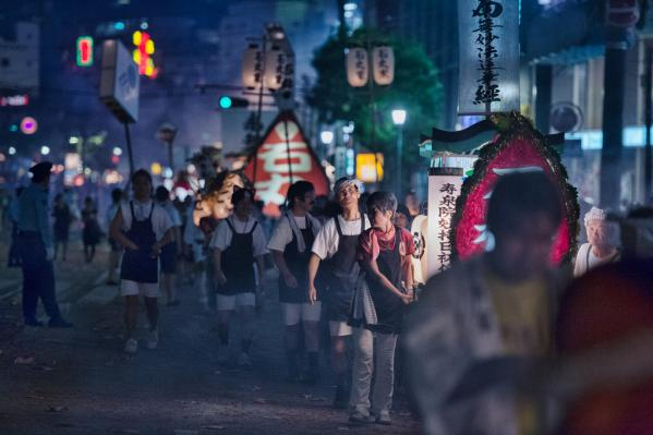 The Spirit Boat Procession / Shoronagashi-2