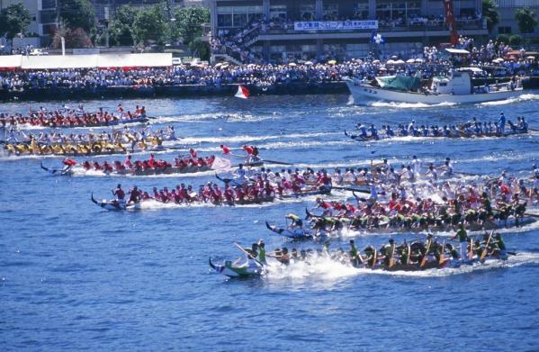 Nagasaki Peiron Championship & Port Festival-2