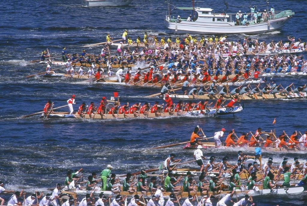 Nagasaki Peiron Championship & Port Festival-1