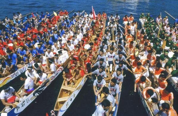 Nagasaki Peiron Championship & Port Festival-0