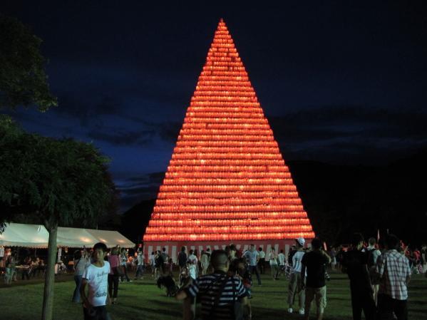Emukae Sentourou (Thousand Lantern) Festival-1