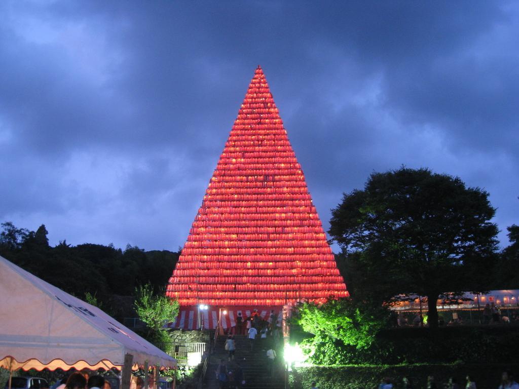 Emukae Sentourou (Thousand Lantern) Festival-4