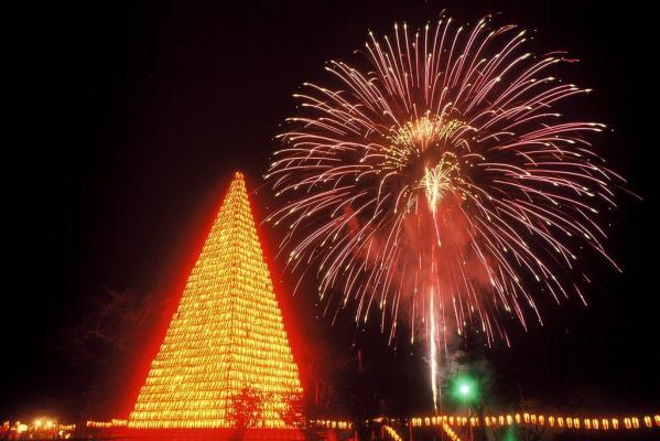 Emukae Sentourou (Thousand Lantern) Festival-0