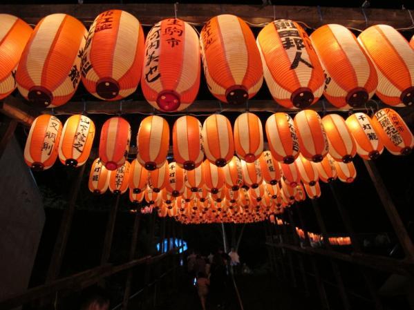 Emukae Sentourou (Thousand Lantern) Festival-3