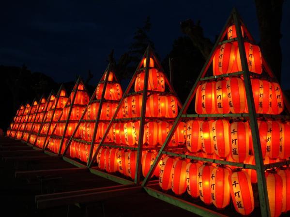 Emukae Sentourou (Thousand Lantern) Festival-2