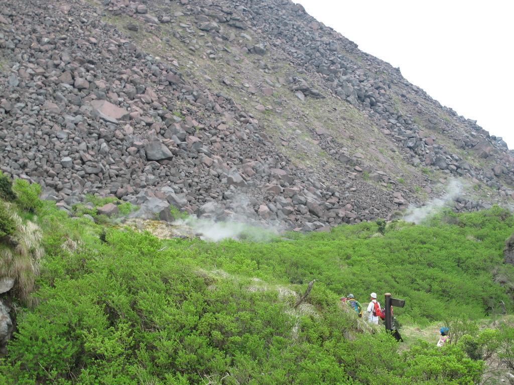 雲仙普賢岳登山コース-1