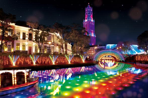 Huis Ten Bosch - Kingdom of Light-3