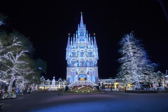 Huis Ten Bosch - Kingdom of Light-6