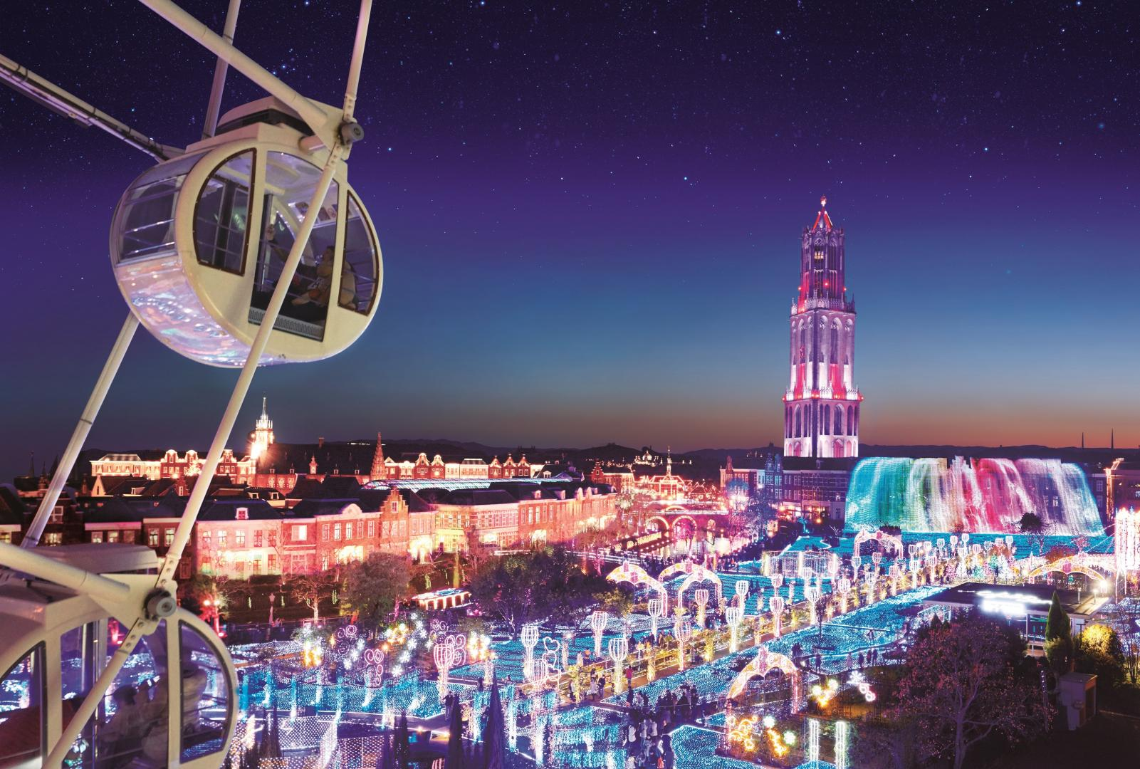 Huis Ten Bosch - Kingdom of Light-8