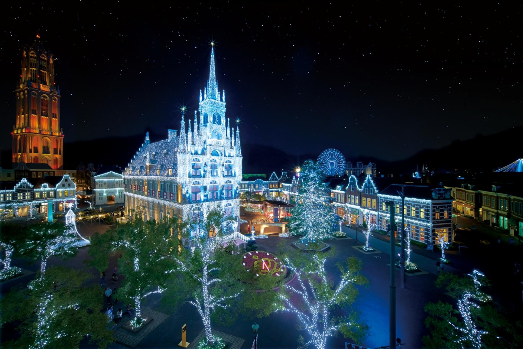 Huis Ten Bosch - Kingdom of Light-5