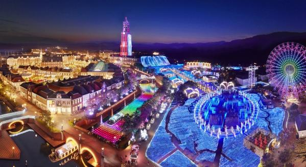 Huis Ten Bosch - Kingdom of Light-0