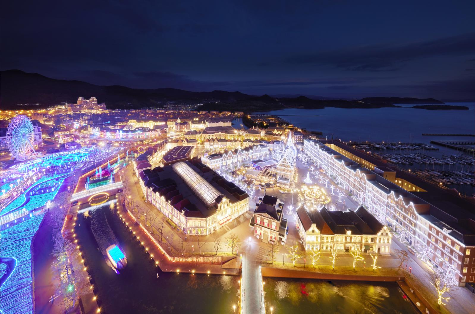 Huis Ten Bosch - Kingdom of Light-9