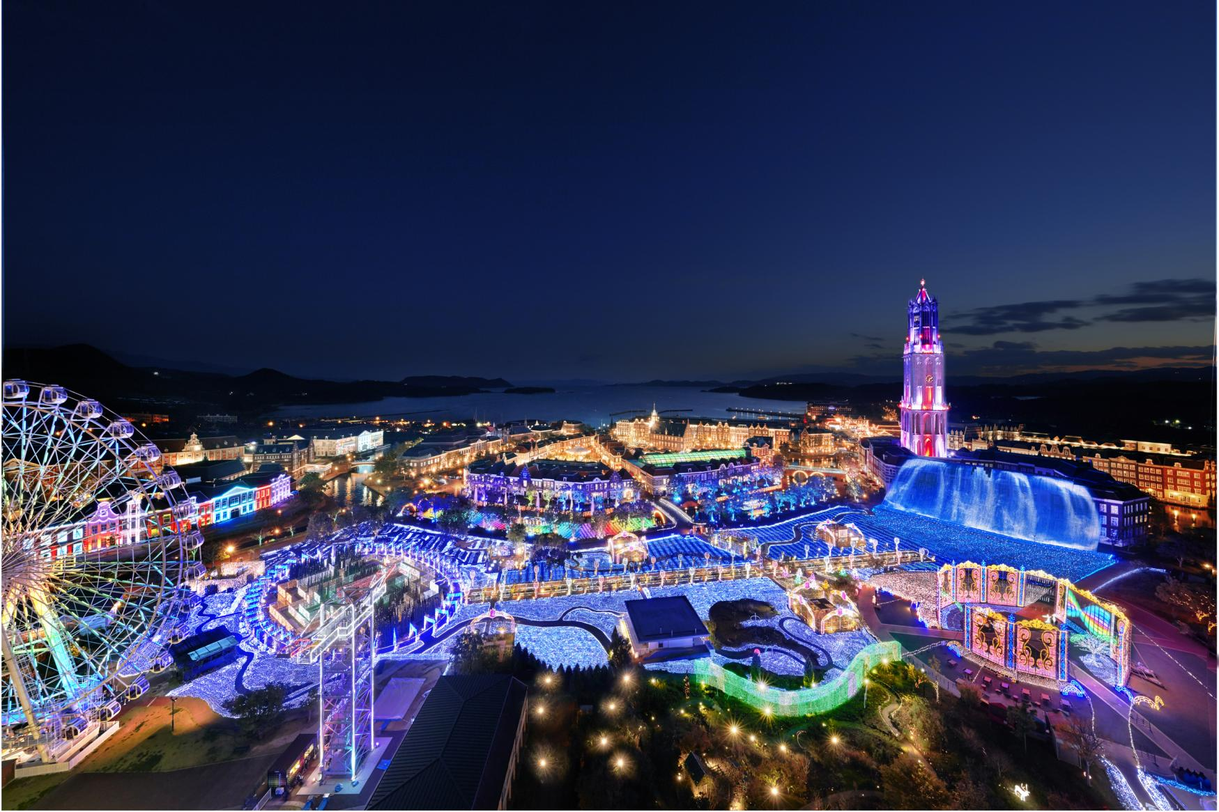 Huis Ten Bosch - Kingdom of Light-4