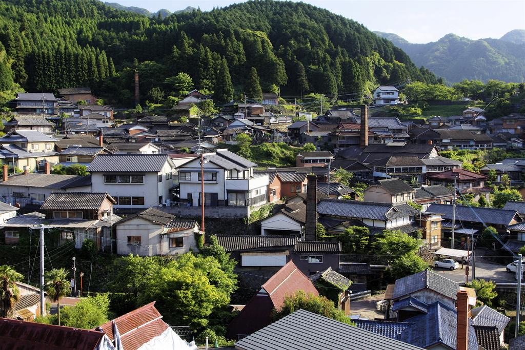 Nakaoyama District of Hasami Town-1