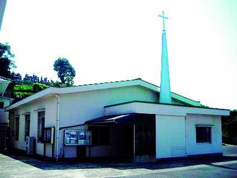 鹿子前教会-1