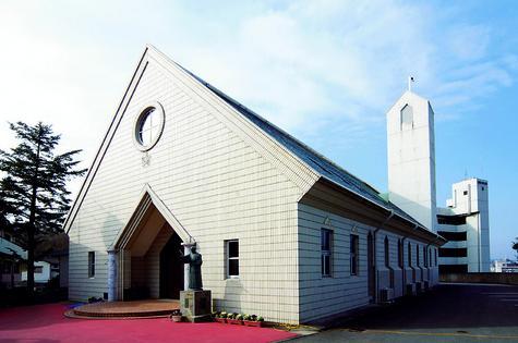 諫早教会-1