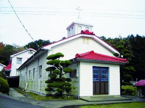 小長井教会-1