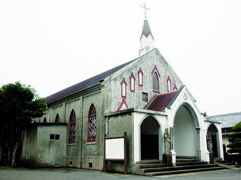太田尾教会-1