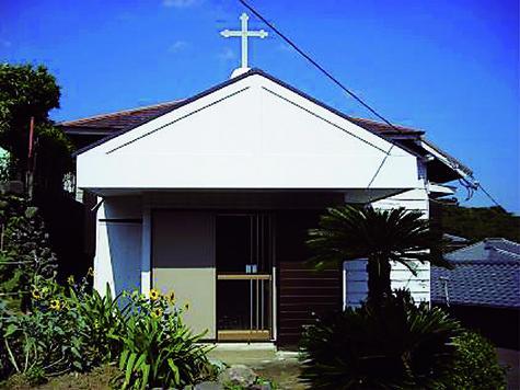 樫山教会-1